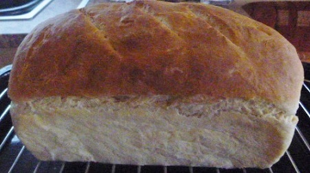 home made bread 25p per loaf