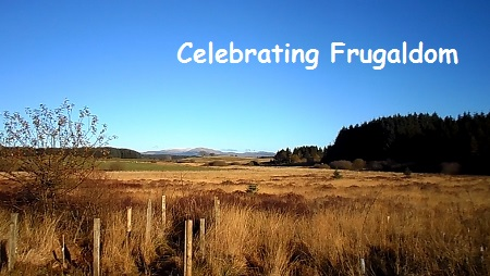 elebrating Frugaldom and a life of frugality