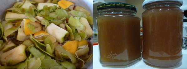 How to make compost jelly