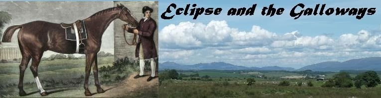 Eclipse,the Galloways and the history of horse racing