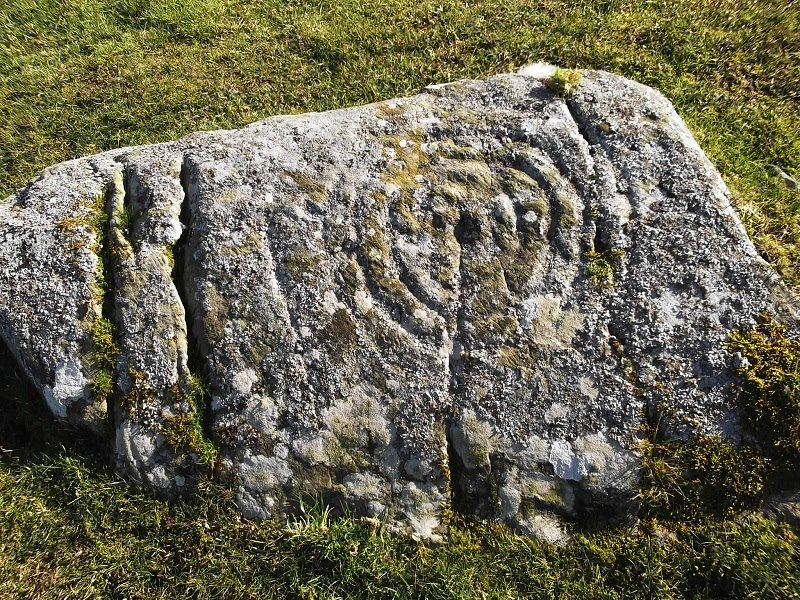 Cup And Rings Marks In Ireland
